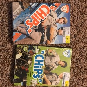 Brand new Chips complete seasons 1 and 2